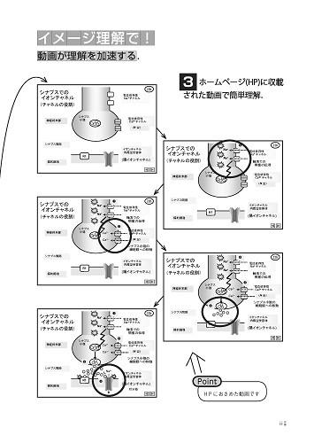 Web版 Hybrid Book 動画マスター機能形態学 1