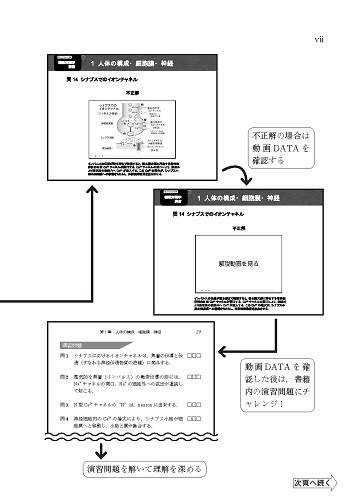 Web版 Hybrid Book 機能形態学演習 3